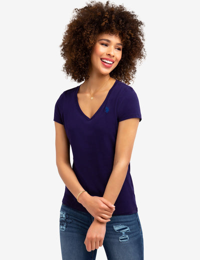 V-NECK TEE SHIRT - U.S. Polo Assn.
