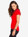 GINGHAM COLLARED SHIRT - U.S. Polo Assn.