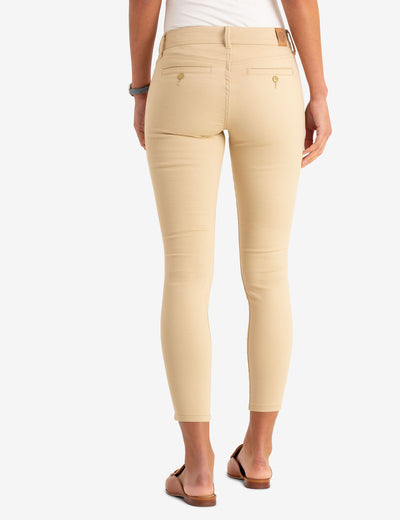 MID RISE CHINO JEGGING - U.S. Polo Assn.