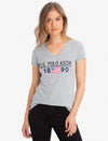 U.S. POLO ASSN. 1890 V-NECK T-SHIRT - U.S. Polo Assn.