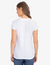 USPA V-NECK TEE-SHIRT - U.S. Polo Assn.