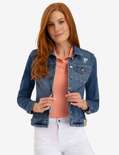 DENIM JACKET - U.S. Polo Assn.