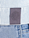 RACING STRIPE DENIM JACKET - U.S. Polo Assn.