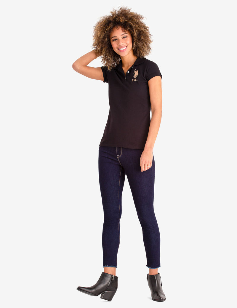 REPREVE® MID RISE CROP JEGGING