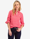 FLORAL PRINT LONG SLEEVE SHIRT - U.S. Polo Assn.