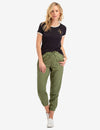 SOFT TWILL PANTS - U.S. Polo Assn.