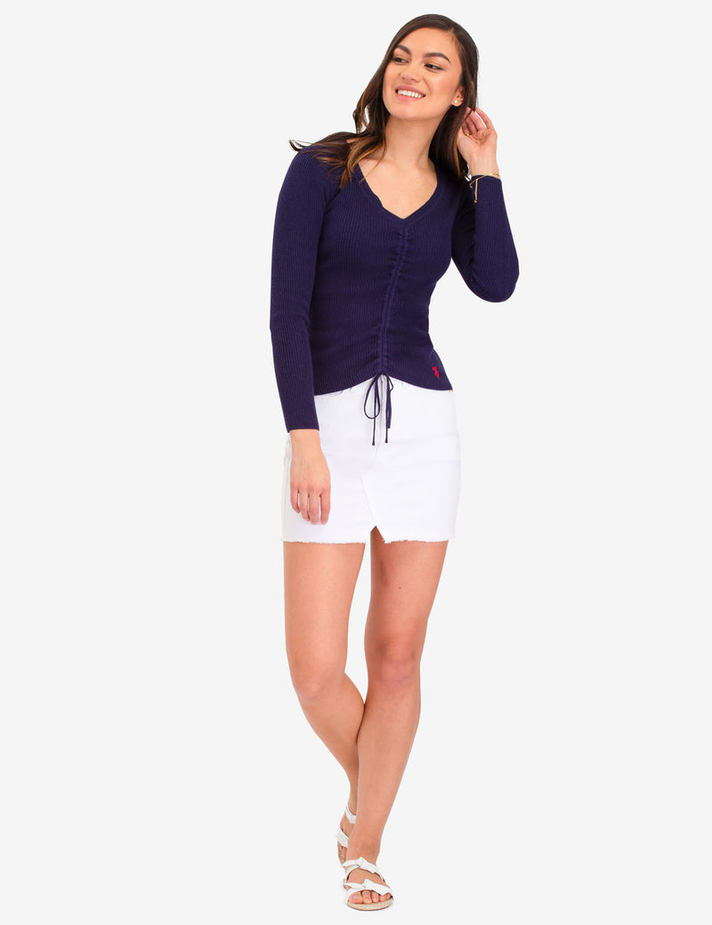 PENCIL SKIRT - U.S. Polo Assn.