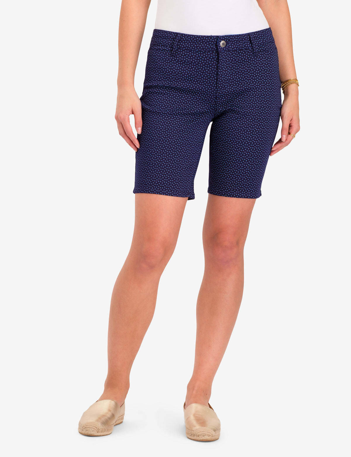 PRINT CHINO SHORTS - U.S. Polo Assn.