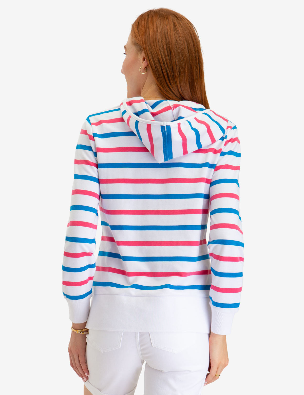 STRIPED SWEATSHIRT - U.S. Polo Assn.