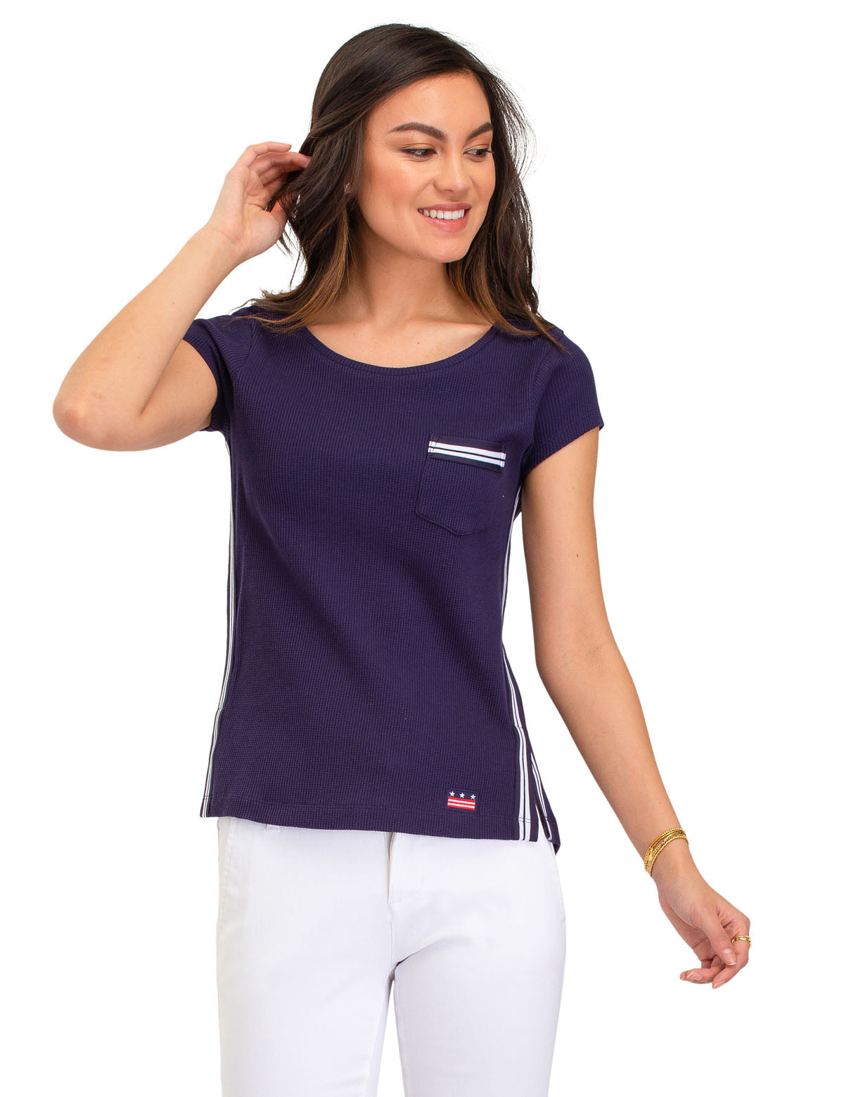SHORT SLEEVE POCKET THERMAL - U.S. Polo Assn.
