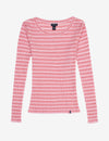 LONG SLEEVE STRIPED COTTON SHIRT - U.S. Polo Assn.