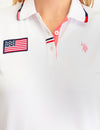 CHEST FLAG POLO SHIRT - U.S. Polo Assn.