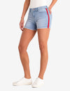 SIDE STRIPE DENIM SHORTS - U.S. Polo Assn.