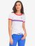 USPA 1890 RINGER STRIPED RETRO T-SHIRT - U.S. Polo Assn.