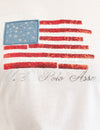FOIL FLAG GRAPHIC T-SHIRT - U.S. Polo Assn.