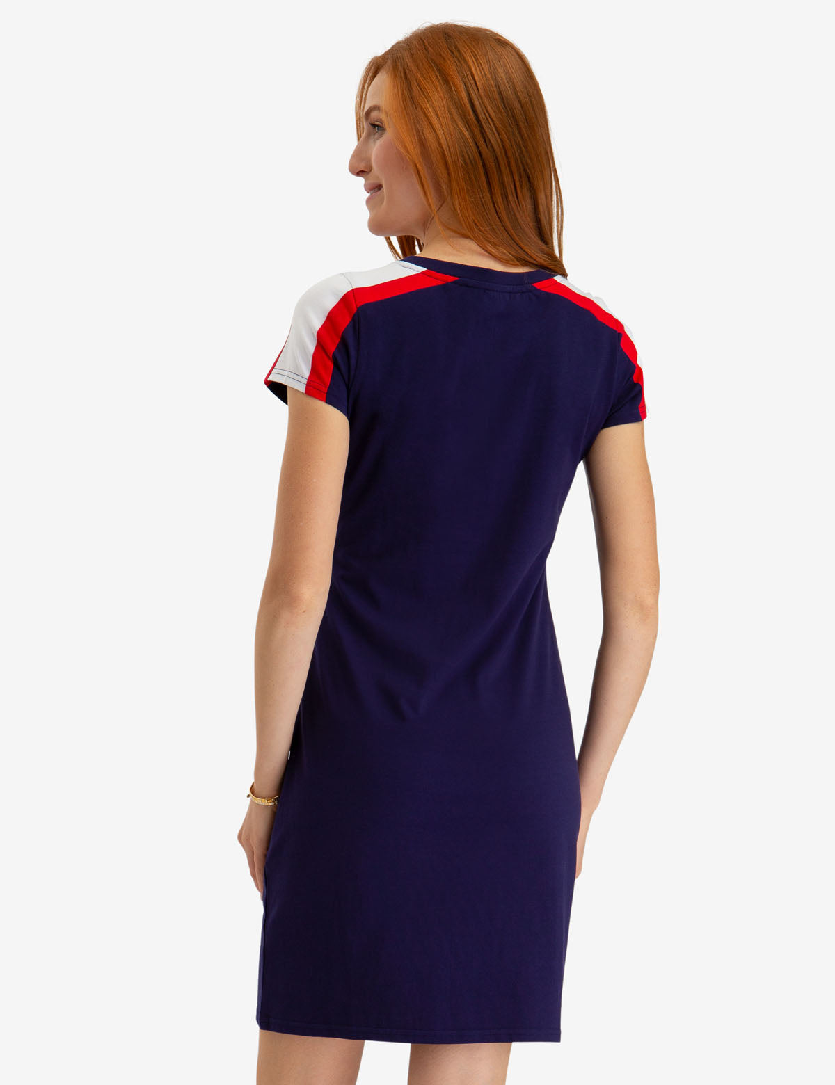 JERSEY T-SHIRT DRESS - U.S. Polo Assn.