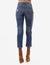 HIGH RISE STRAIGHT CROP JEANS - U.S. Polo Assn.