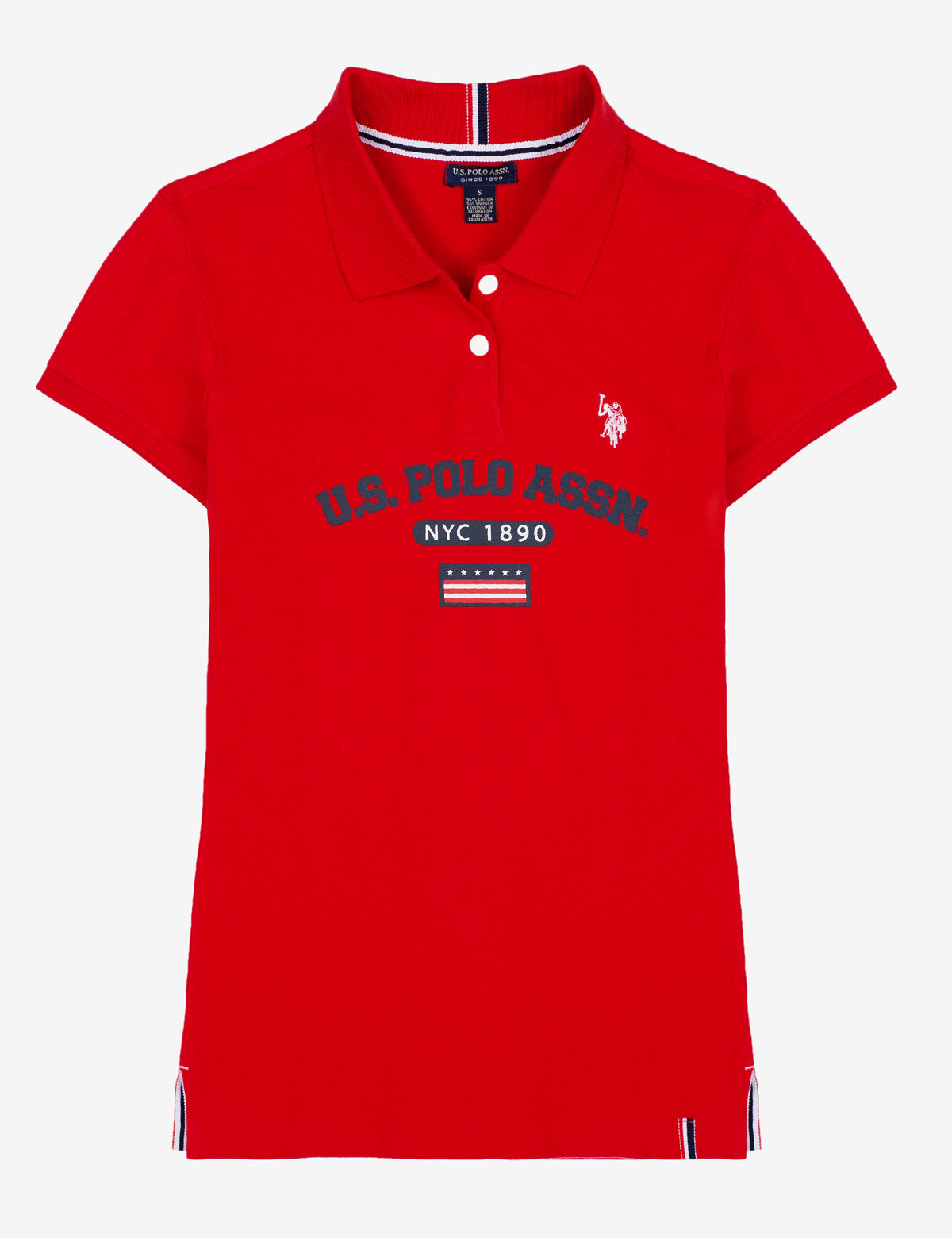 U.S. POLO ASSN. NEW YORK POLO SHIRT - U.S. Polo Assn.