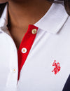 USA SIDE PANEL POLO SHIRT - U.S. Polo Assn.