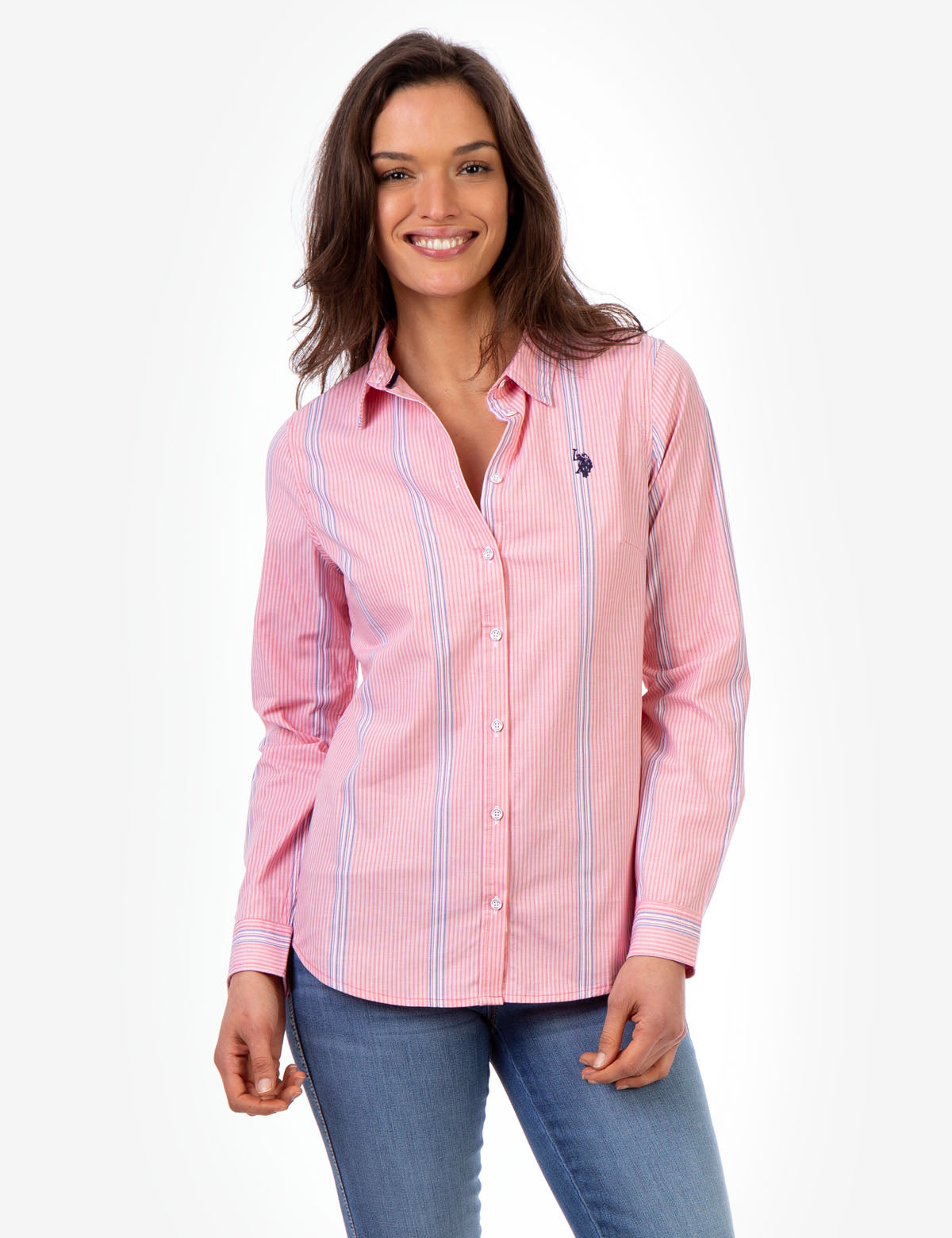 LONG SLEEVE STRIPED SHIRT - U.S. Polo Assn.