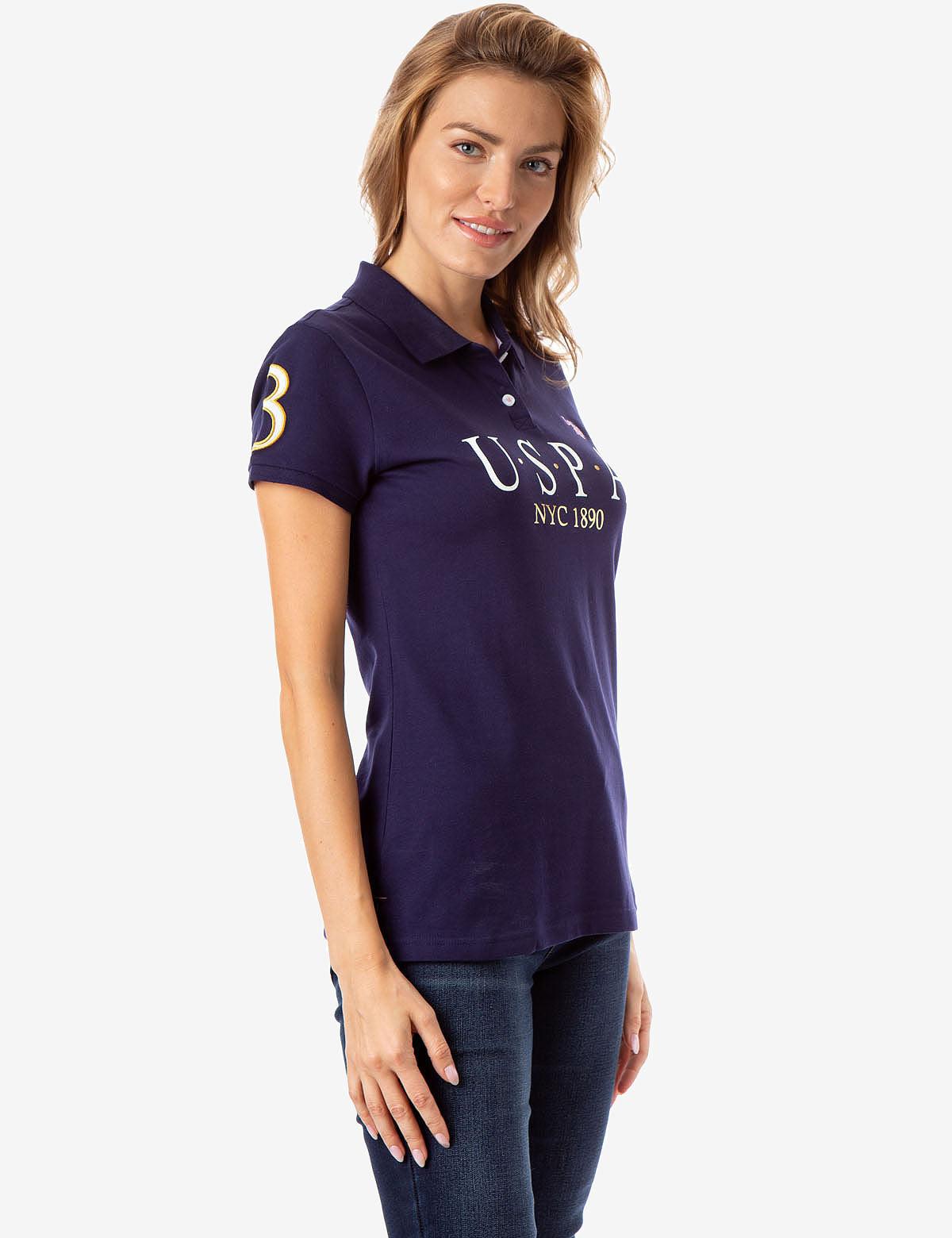 USPA NYC POLO SHIRT - U.S. Polo Assn.