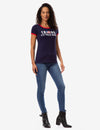 1890 FLAG RINGER T-SHIRT - U.S. Polo Assn.