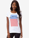 VERTICAL FLAG T-SHIRT - U.S. Polo Assn.