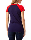 USPA RAGLAN COLORBLOCK T-SHIRT - U.S. Polo Assn.