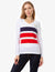 COMBO STRIPE LONG SLEEVE T-SHIRT - U.S. Polo Assn.