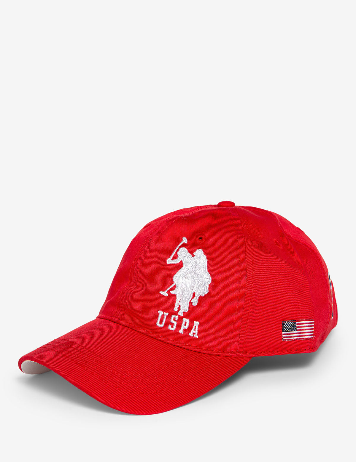 BASEBALL CAP WITH LARGE LOGO
