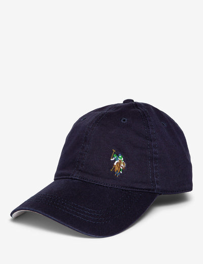 MULTI COLOR LOGO BASEBALL CAP - U.S. Polo Assn.