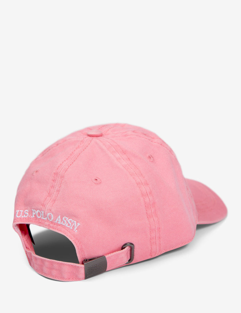 MULTI COLOR LOGO BASEBALL CAP