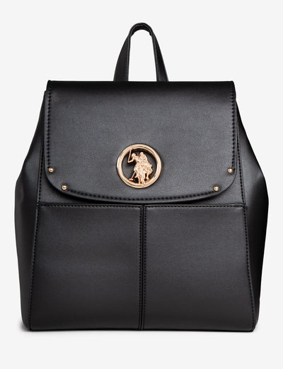 BACKPACK WITH LOGO MEDALLION - U.S. Polo Assn.