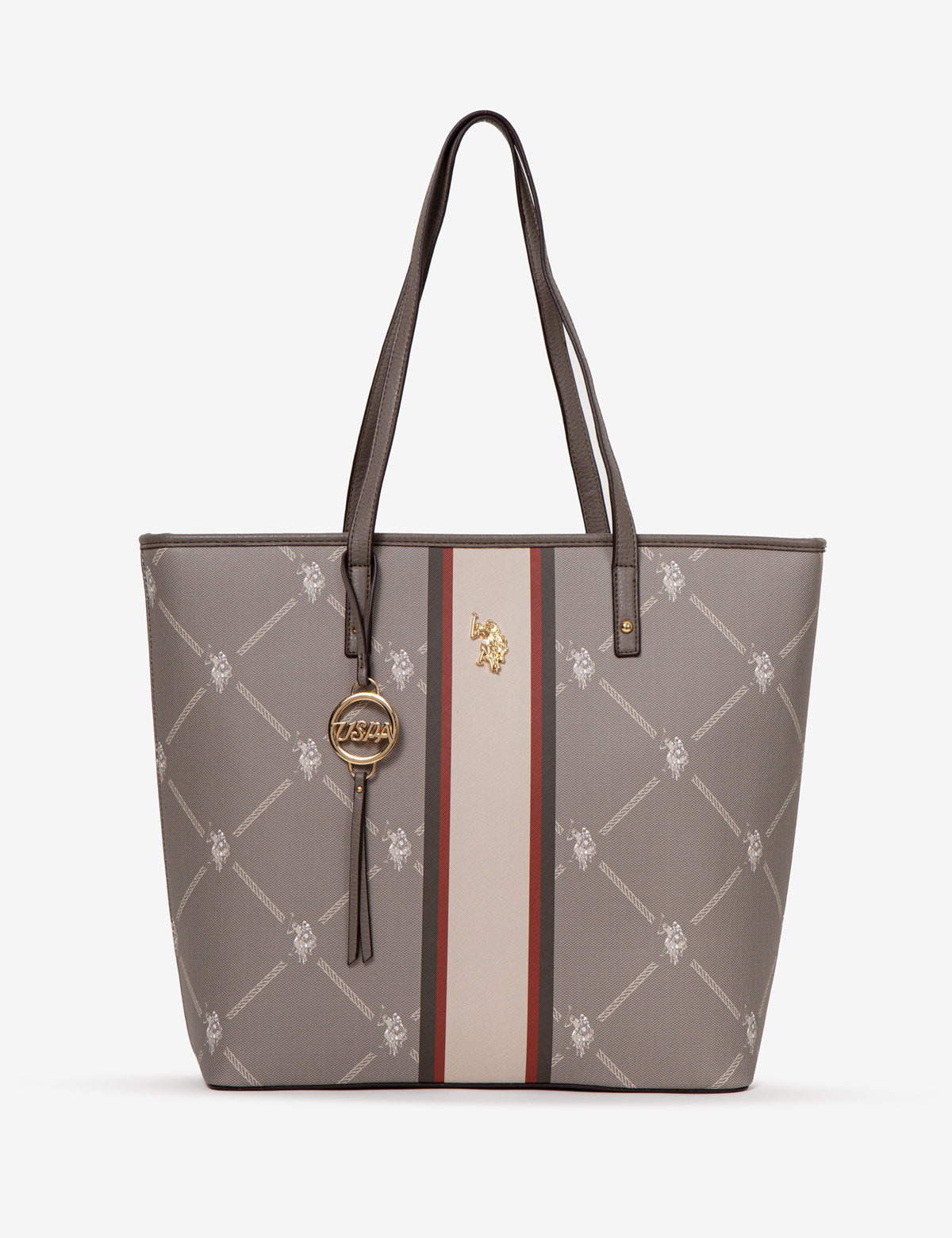 SIGNATURE TOTE BAG - U.S. Polo Assn.