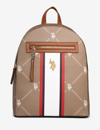 SIGNATURE BACKPACK - U.S. Polo Assn.