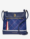 QUILTED NYLON CROSSBODY BAG - U.S. Polo Assn.