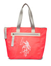 NYLON LOGO TOTE BAG - U.S. Polo Assn.