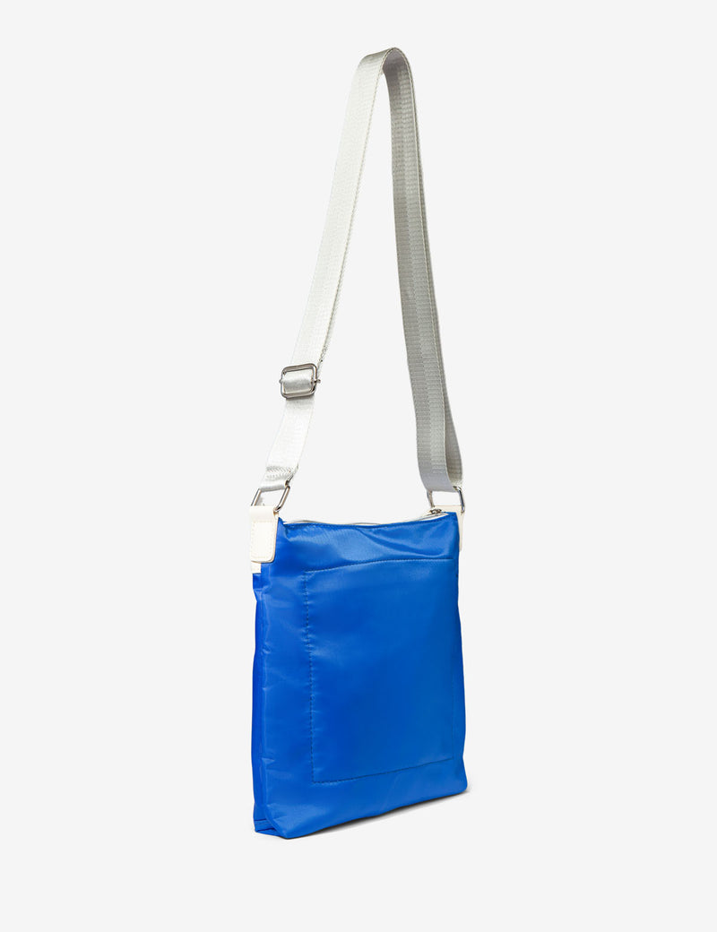 NYLON LOGO CROSSBODY BAG