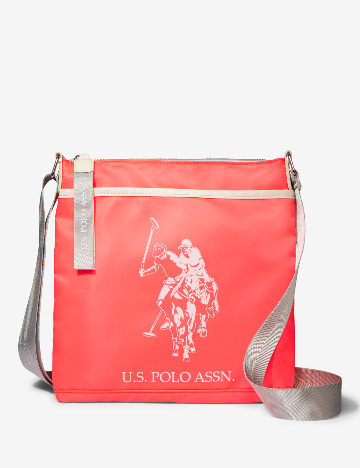 NYLON LOGO CROSSBODY BAG - U.S. Polo Assn.