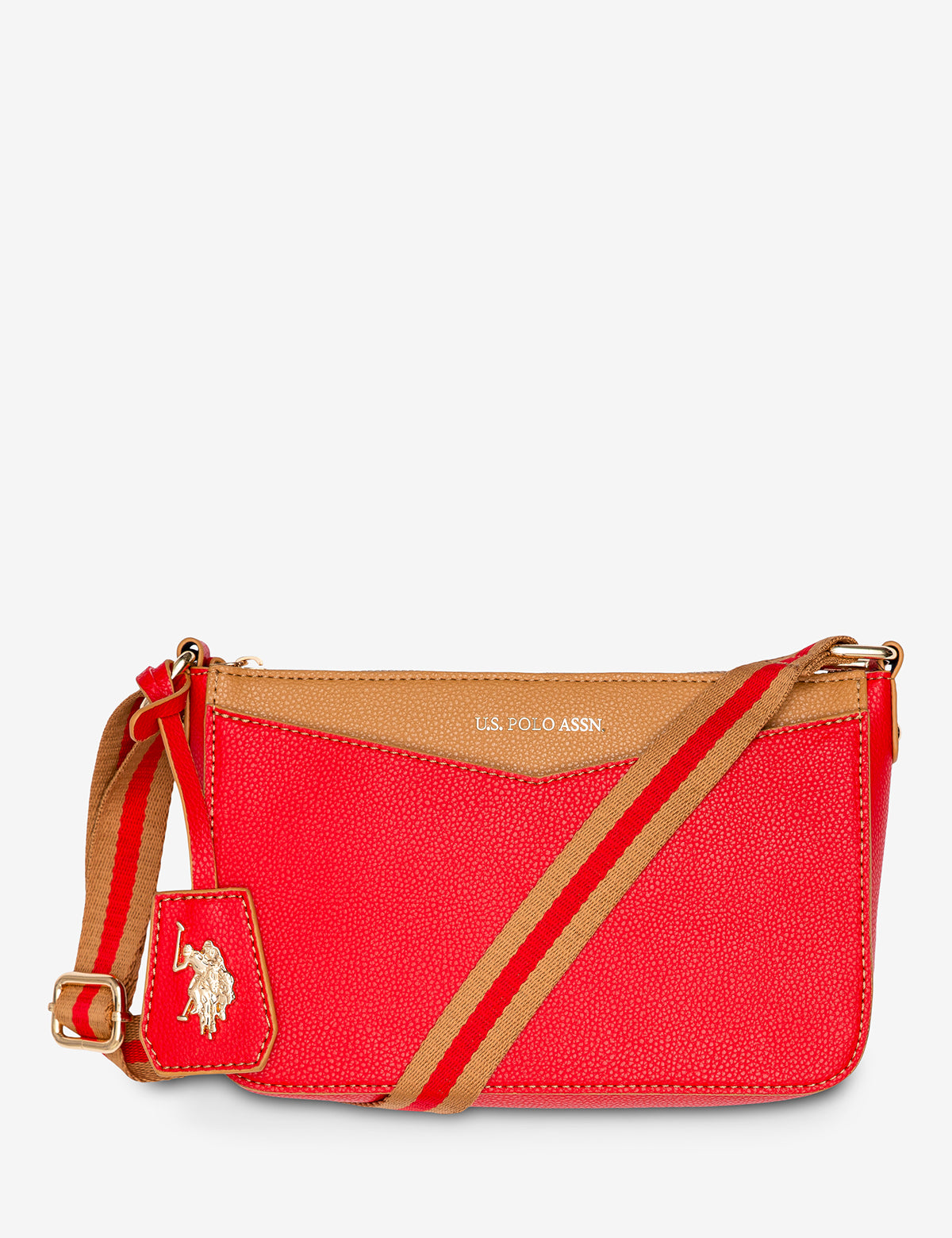 ENVELOPE STITCH CROSSBODY BAG - U.S. Polo Assn.