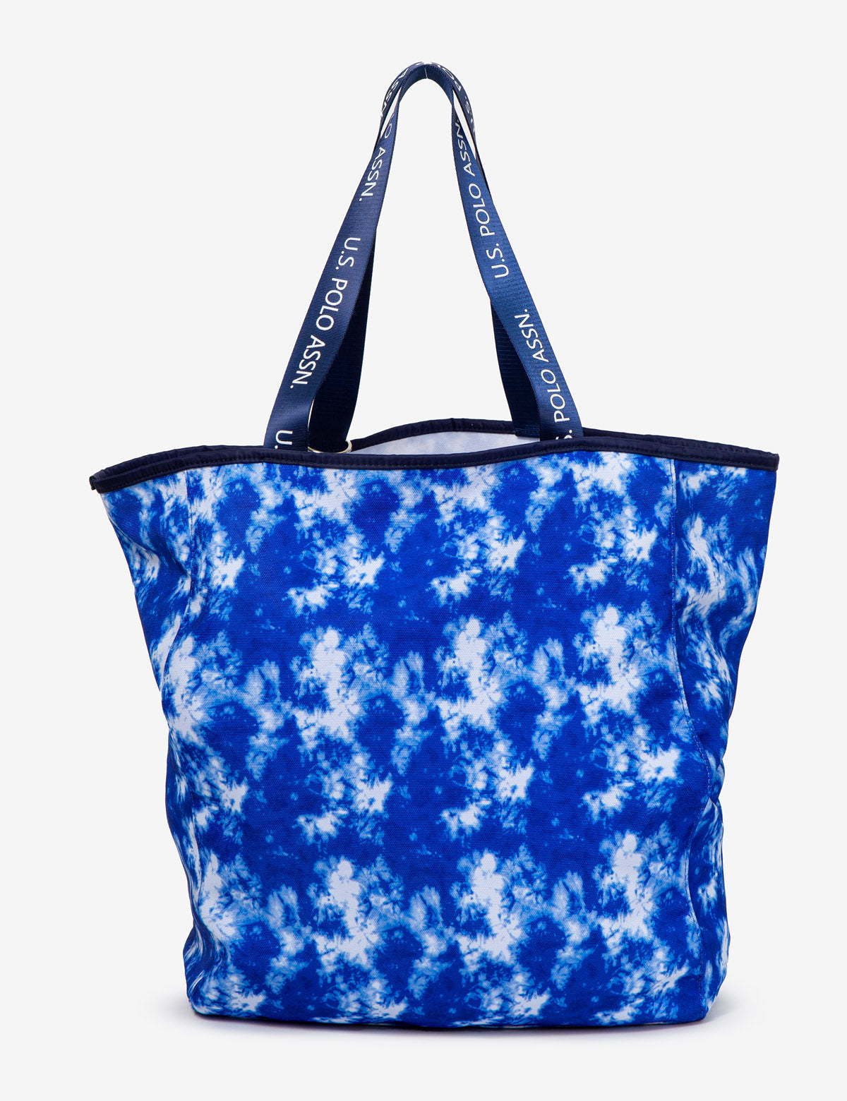 TIE-DYE CANVAS TOTE BAG - U.S. Polo Assn.