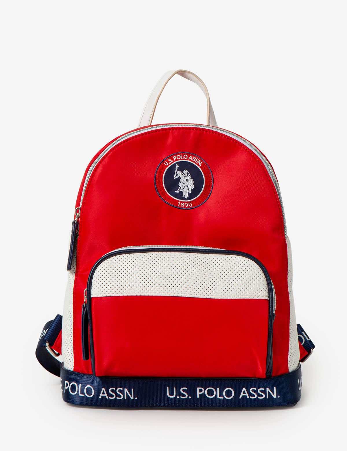 NYLON LOGO BACKPACK - U.S. Polo Assn.
