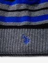 REVERSIBLE CUFFED BEANIE - U.S. Polo Assn.