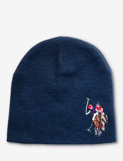 MULTI COLORED LOGO BEANIE - U.S. Polo Assn.