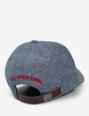 CHAMBRAY BASEBALL CAP - U.S. Polo Assn.