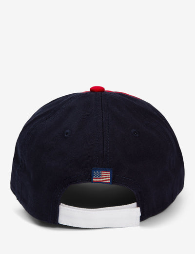 Large Logo Baseball Cap - U.S. Polo Assn.
