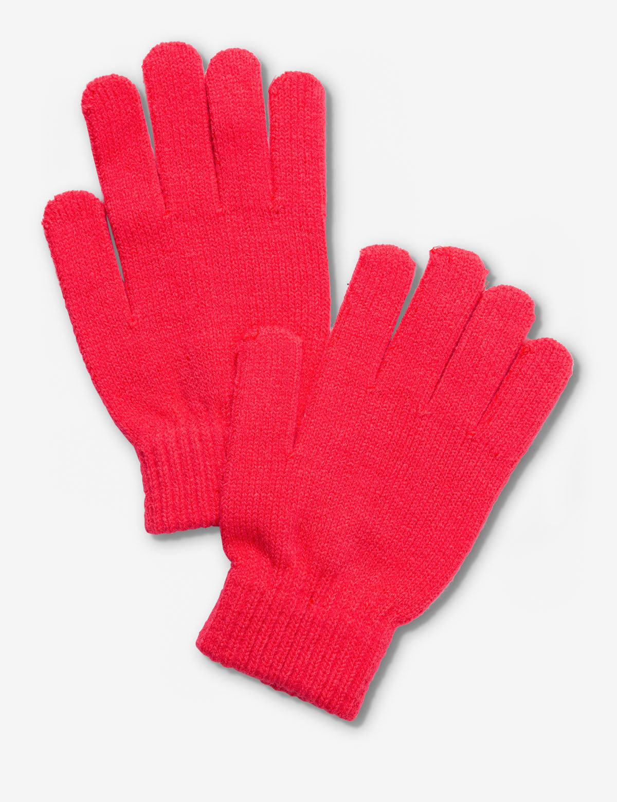 CABLE KNIT BEANIE AND GLOVE SET - U.S. Polo Assn.