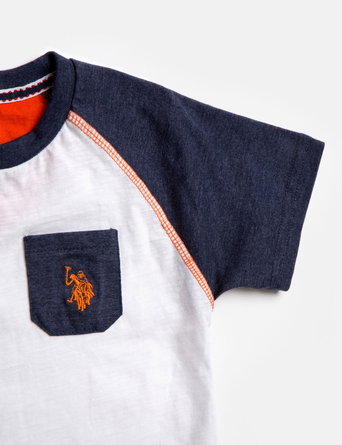 TODDLER BOYS 2 PIECE SET: TEE & SHORTS - U.S. Polo Assn.