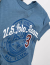 BOYS 3 PIECE SET - SHIRT, TEE & JOGGERS - U.S. Polo Assn.