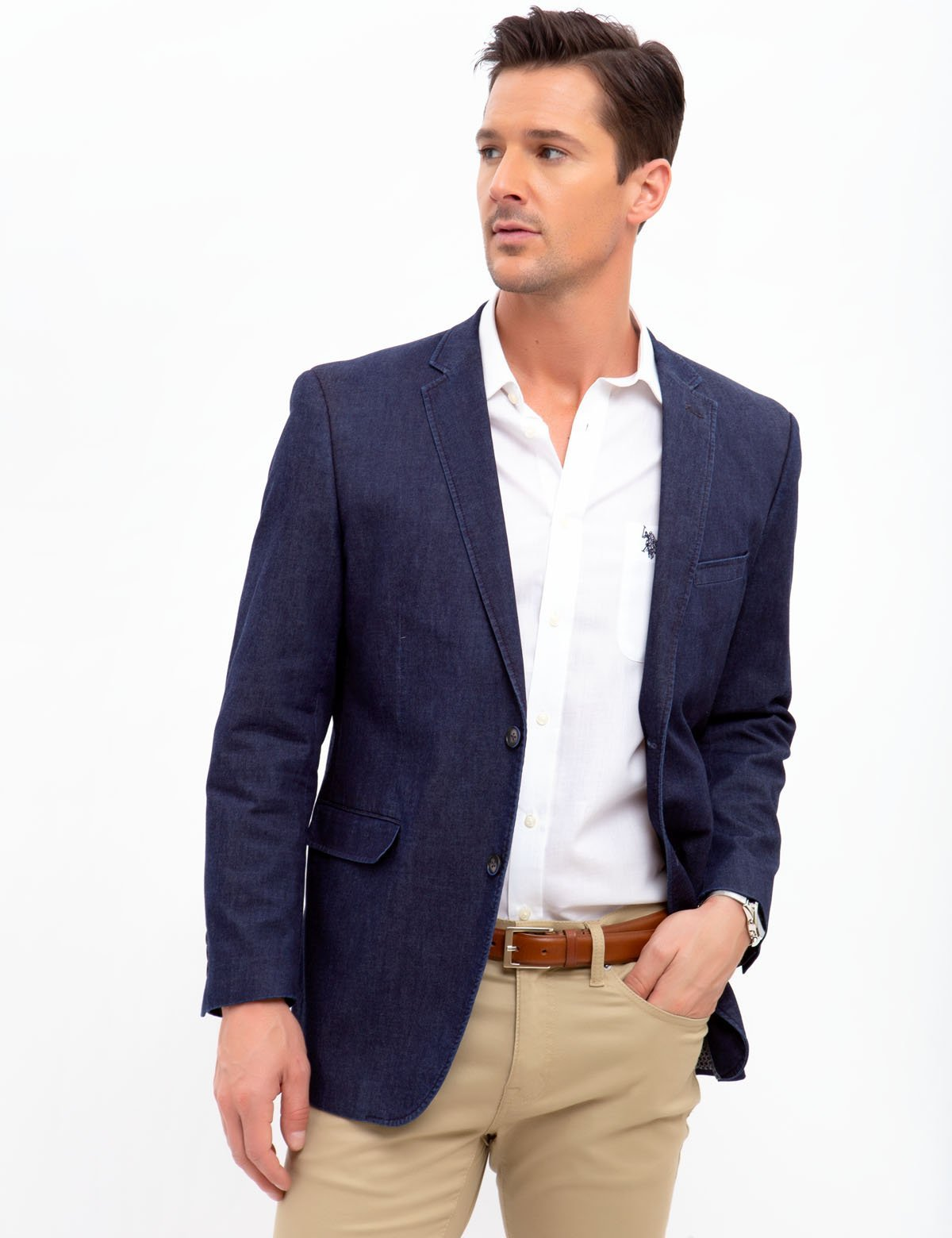 DENIM SPORTCOAT - U.S. Polo Assn.
